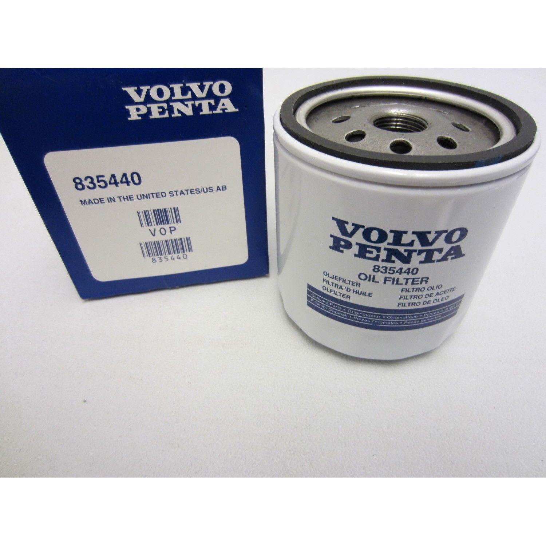 Filtro de Óleo Volvo 835440