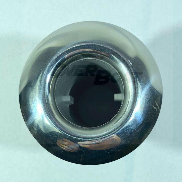 Saída D'Água 1-1/2 com Acab. Inox.