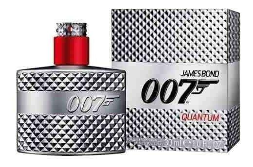 007 Quatum James Bond Masculino Eau de Toilette 50ml