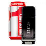 212 Vip Black Run The Party  Carolina Herrera Eau de Parfum 100ml