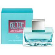 Blue Seduction For Women Atonio Banderas Feminino Eau De Toilette