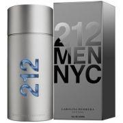 212 Men NYC Carolina Herrera Masculino Eau de Toilette