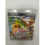 jogo Bakugan Defenders of the Core Ps3 Novo