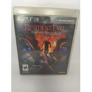 Jogo Ps3 Resident Evil: Operation Raccoon City Mídia Física Usado