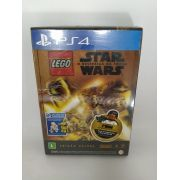 Jogo Ps4 Lego Star Wars O Despertar Da Força Edição Deluxe Mídia Física Lacrado