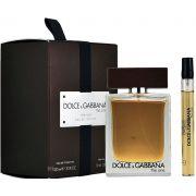 Kit The One Dolce & Gabbana Masculino EDT 100 ml + Caneta 10ml