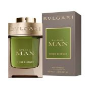 Wood Essence Bvlgari Masculino Eau de Parfum 100ml