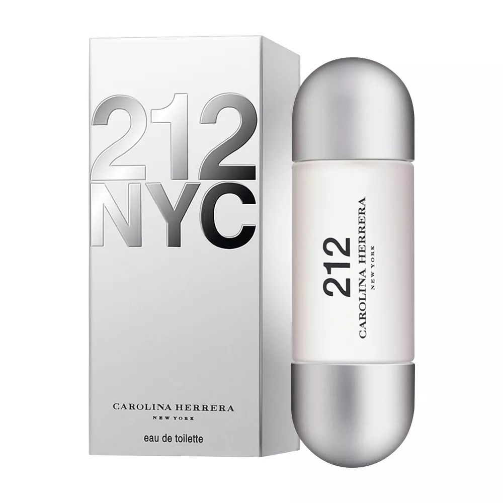 212 NYC Carolina Herrera Feminino Eau de Toilette
