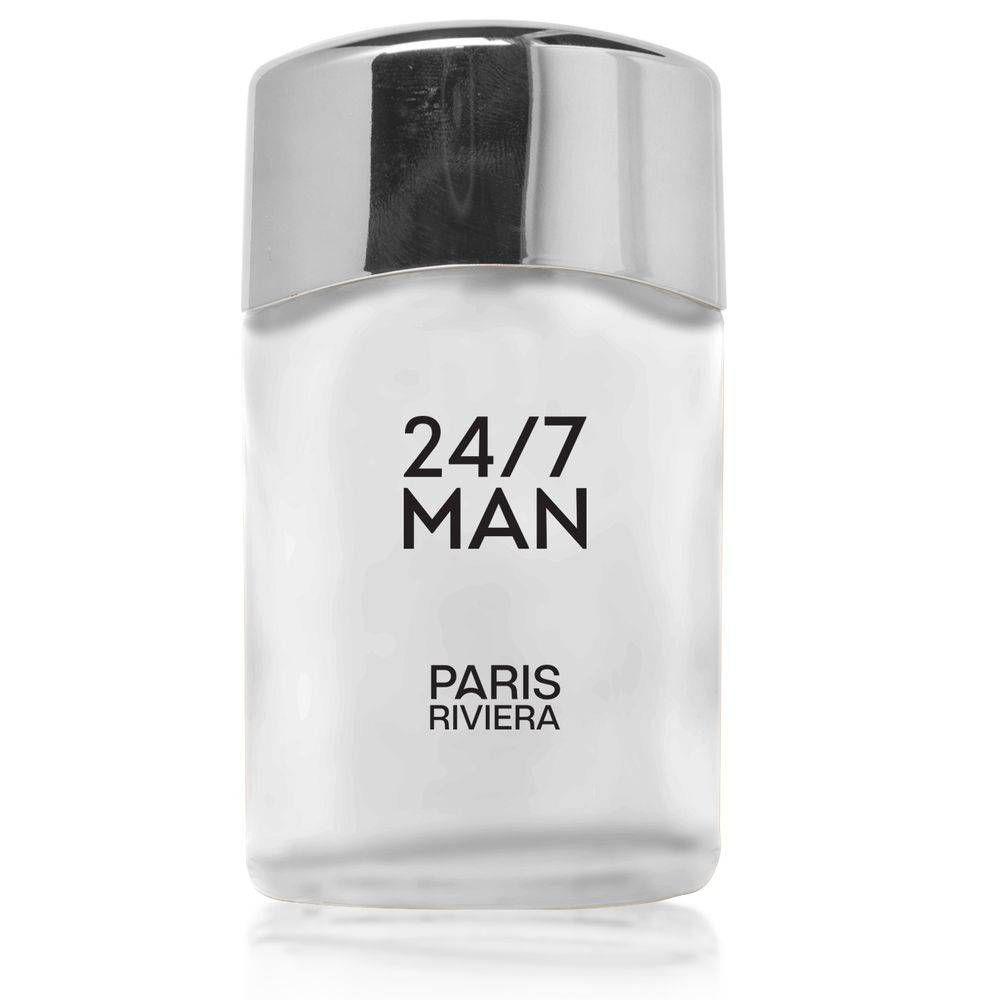 24/7 MAN Paris Riviera Masculino  Eau de Toilette   100 ml