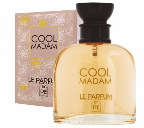 Le Parfum Cool Madam Paris Elysees Feminino Edt 100ml