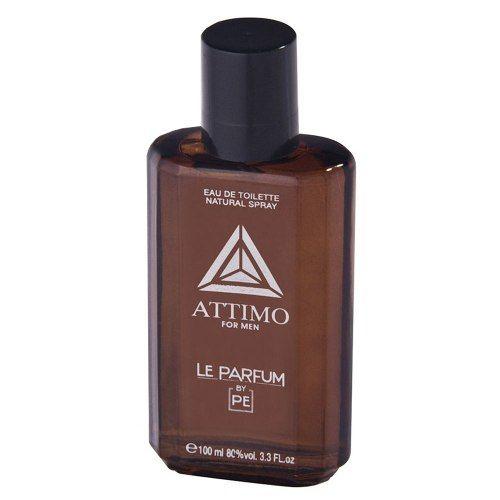 Le Parfum Attimo For Men  Paris Elysees Masculino EDT 100ML