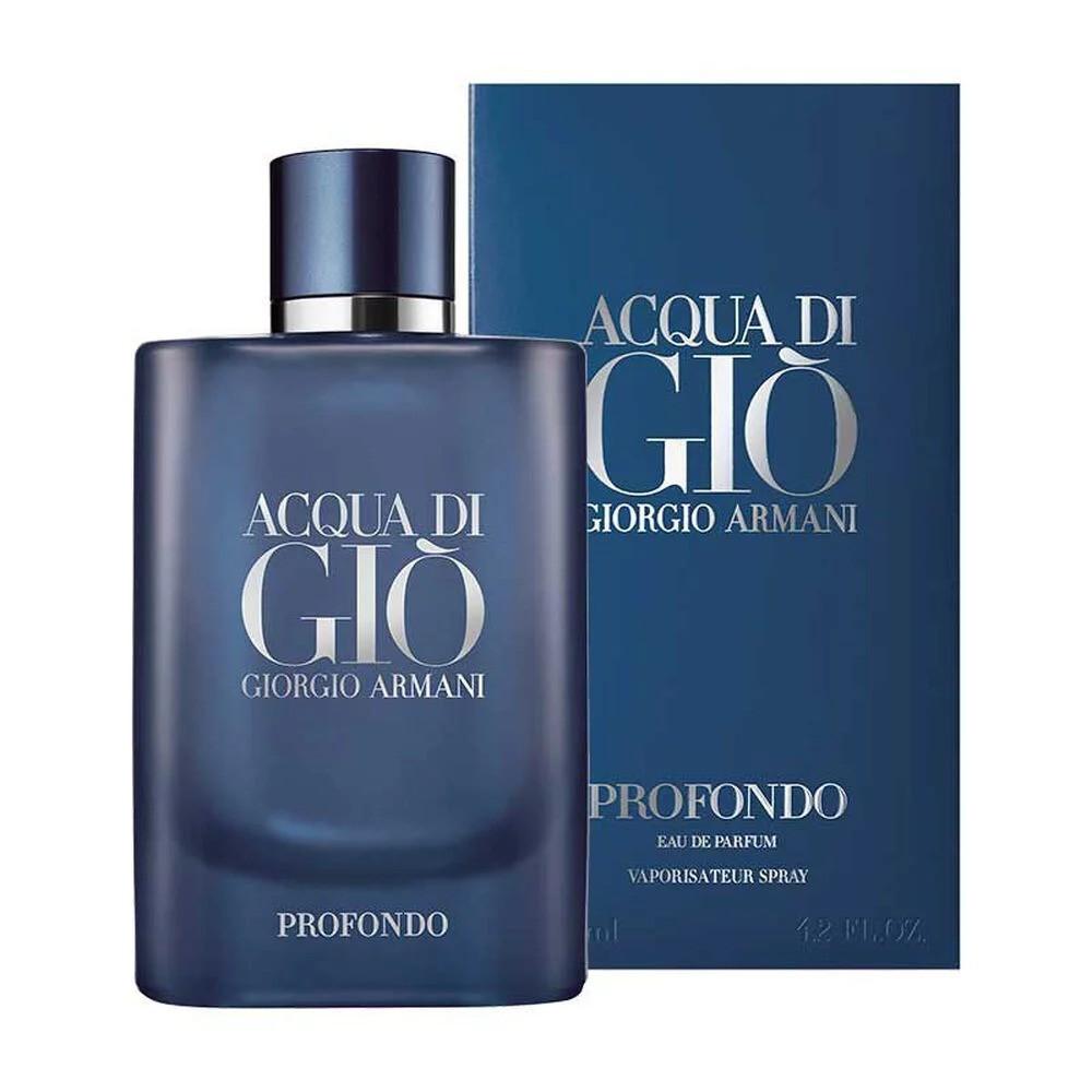 Acqua Di Gio Profondo Giorgio Armani Eau de Parfum Masculino 75 ml