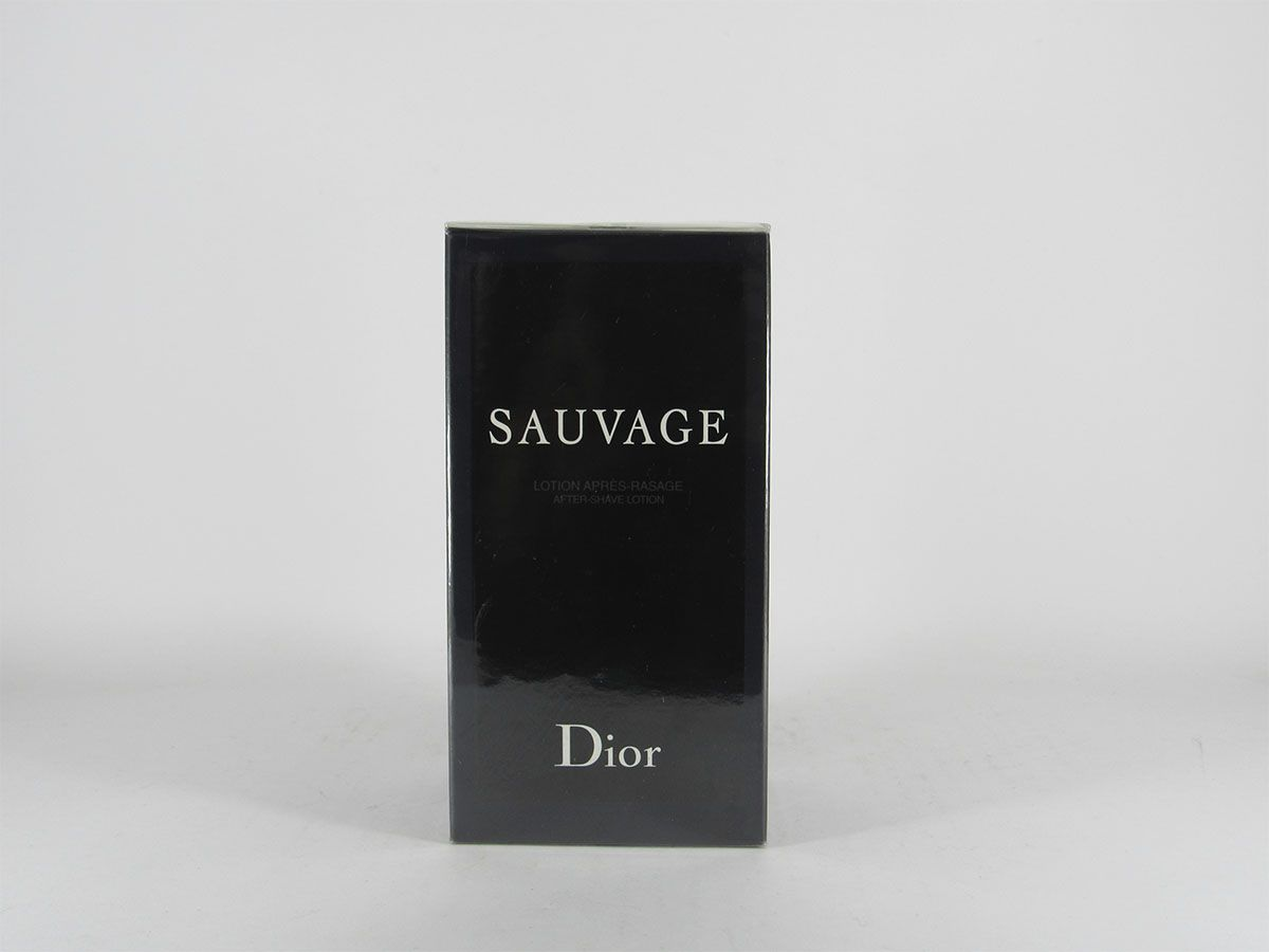 After Shave (Gel pós Barba) Sauvage  Dior 100 Ml