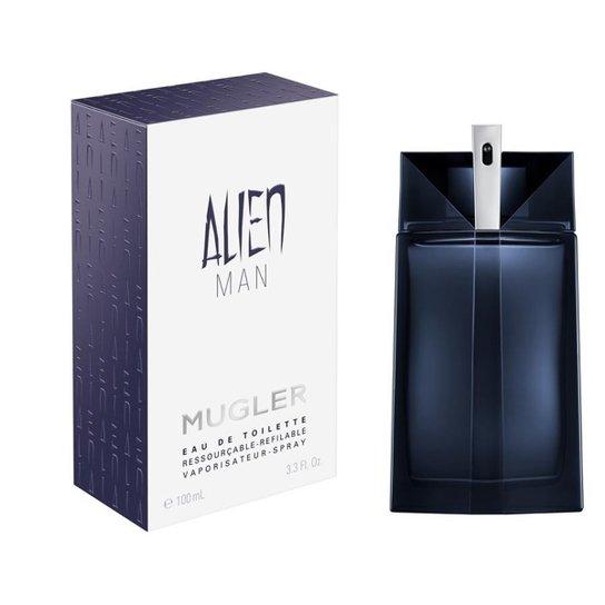Alien Man  Mugler  Eau de Toilette Masculino  100 ml