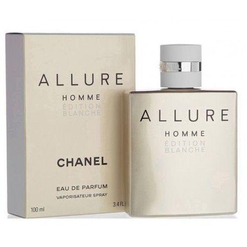 Allure Homme Édition Blanche Chanel Masculino Eau de Parfum 100ml