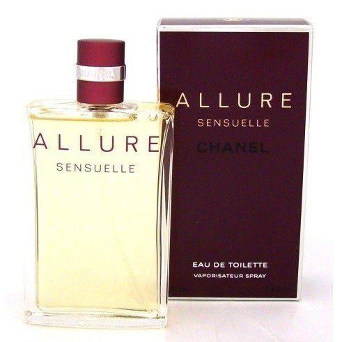 Allure Sensuelle Chanel Feminino Eau de Parfum 100ml