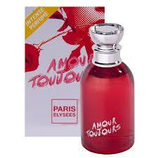 Amour Toujours Paris Elysees Feminino Eau De Toilette 100 ml