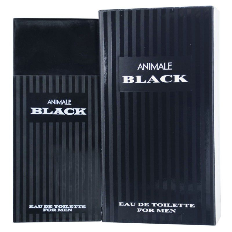 Animale Black For Men Eau de Toilette 50ml