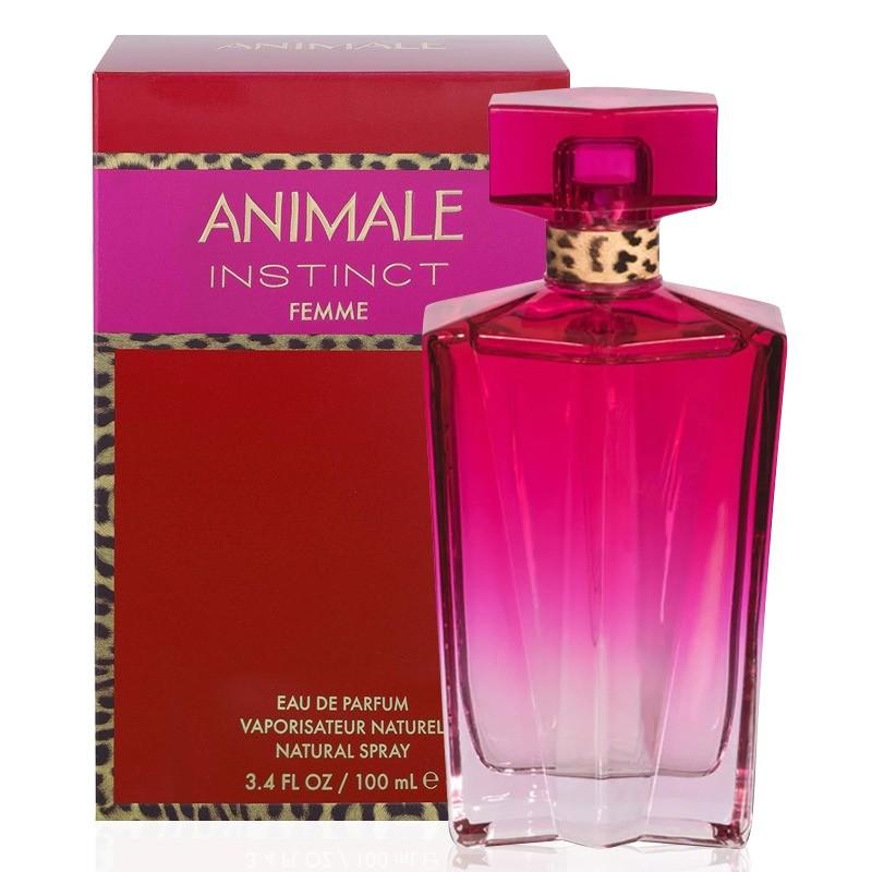 Animale Instinct Feminino Eau de Parfum 100ml