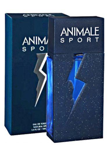 Animale Sport Animale Masculino Eau de Toilette 50ml