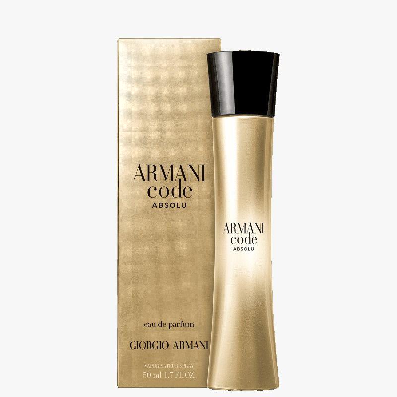 Armani Code Absolu Giorgio Armani Feminino Eau de Parfum 50ml