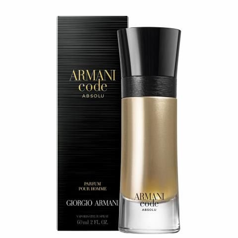 Armani Code Absolu  Giorgio Armani  Parfum Masculino 110 ml