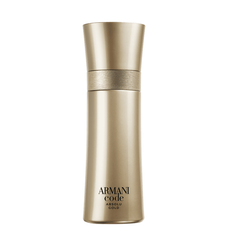 Armani Code Absolu Gold Giorgio Armani Masculino Parfum 60ml