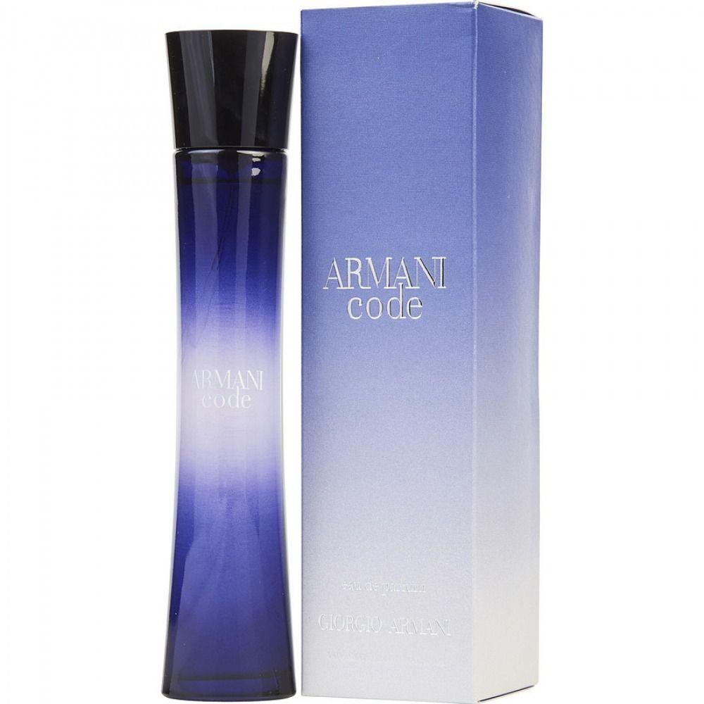 Armani Code Giorgio Armani Feminino Eau de Parfum