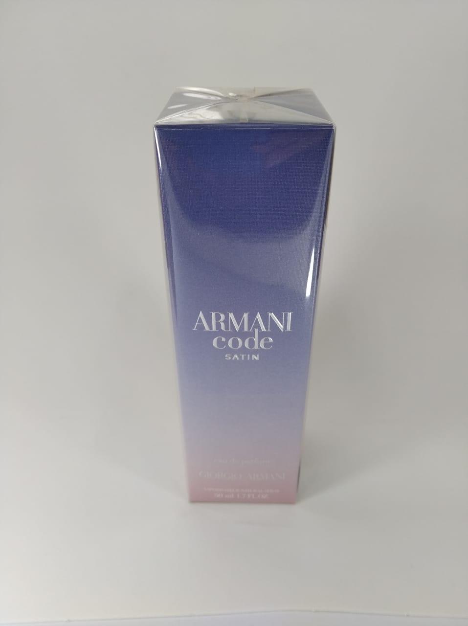 Armani Code Satin Giorgio Armani  Eau de Parfum