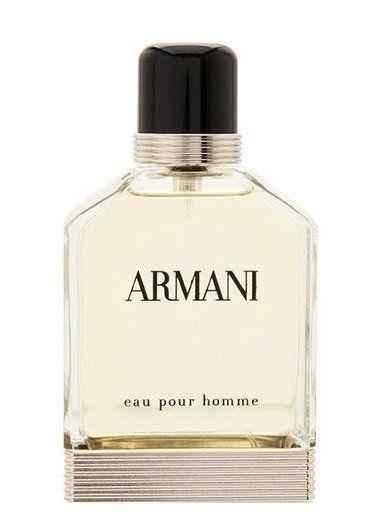 Armani Eau Pour Homme Giorgio Armani Masculino Eau de Toilette 100ml