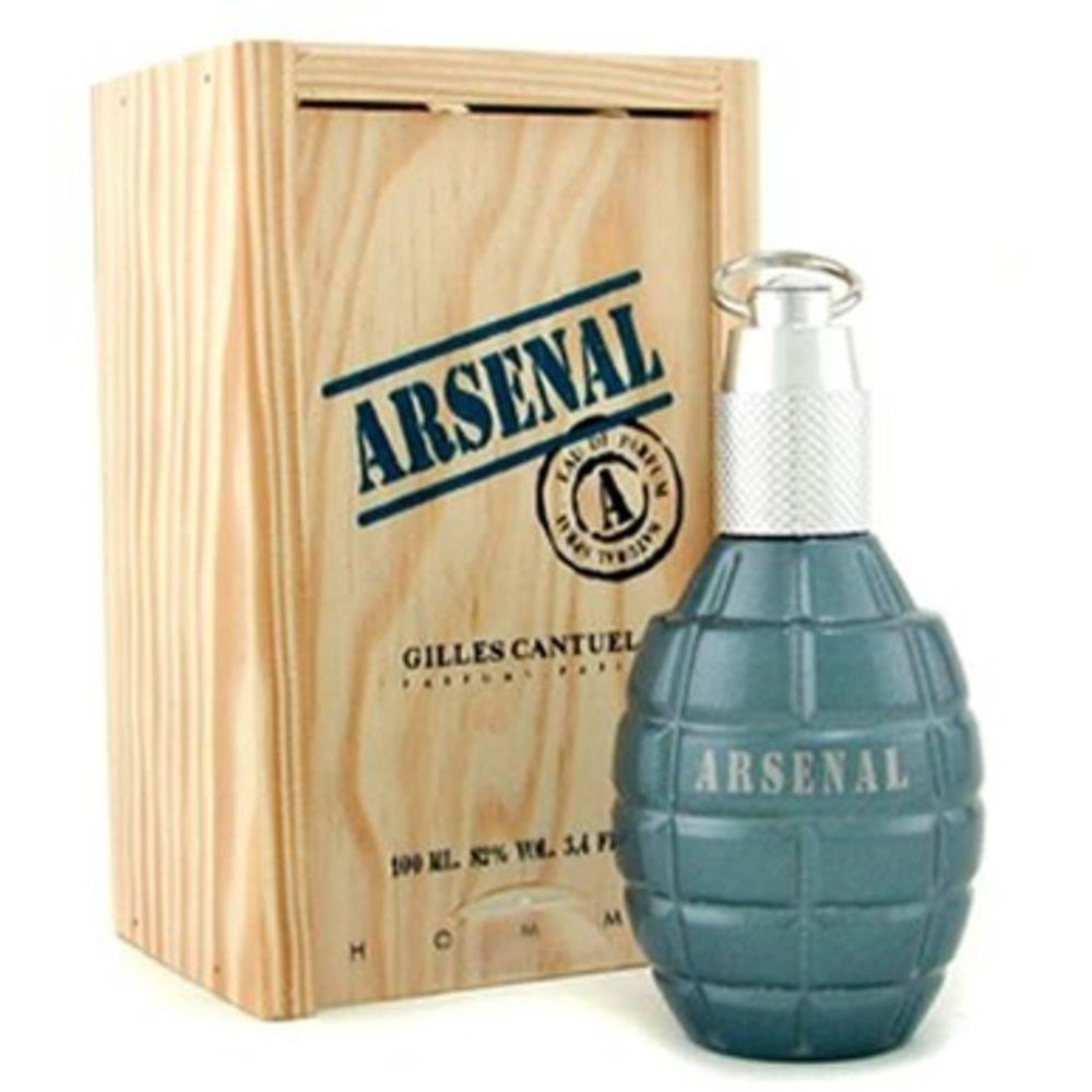 Arsenal Blue Gilles Cantuel Masculino Eau de Parfum 100ML