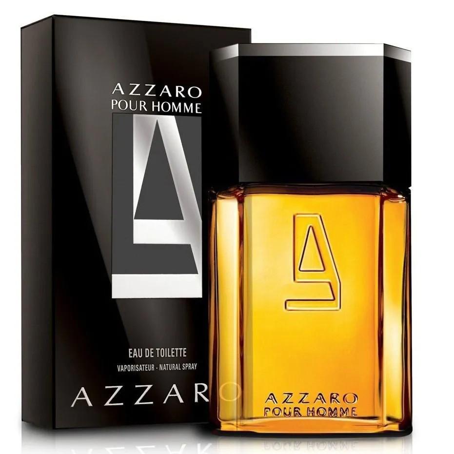 Azzaro Pour Homme  Masculino Eau de Toilette 200ml