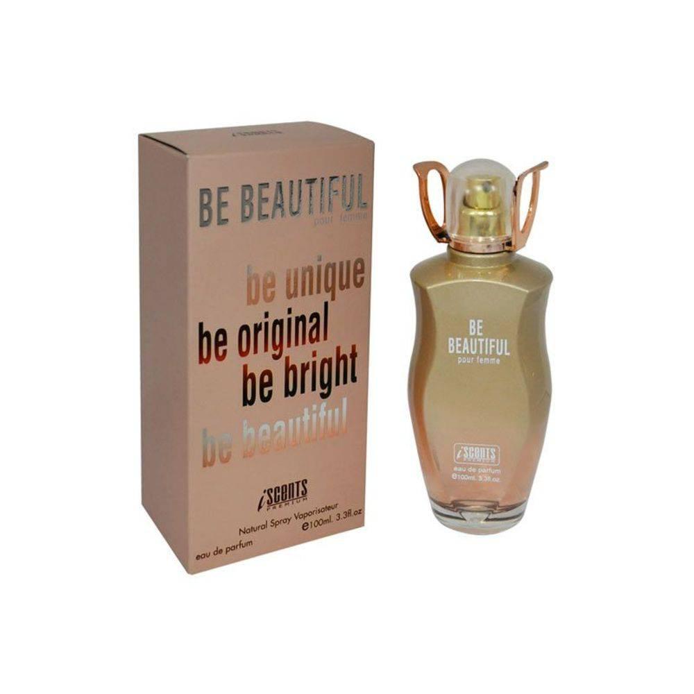 Be Beautiful Iscents Feminino Eau de Parfum 100ml