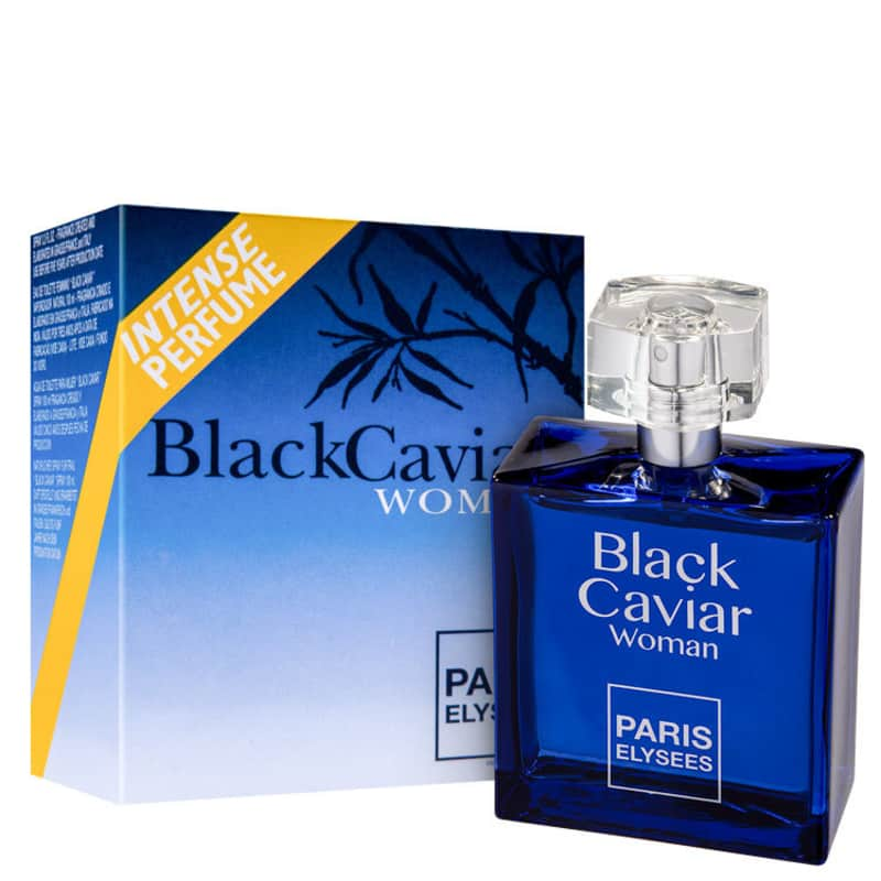 Black Caviar Paris Elysees Feminino Eau de Toilette 100ml