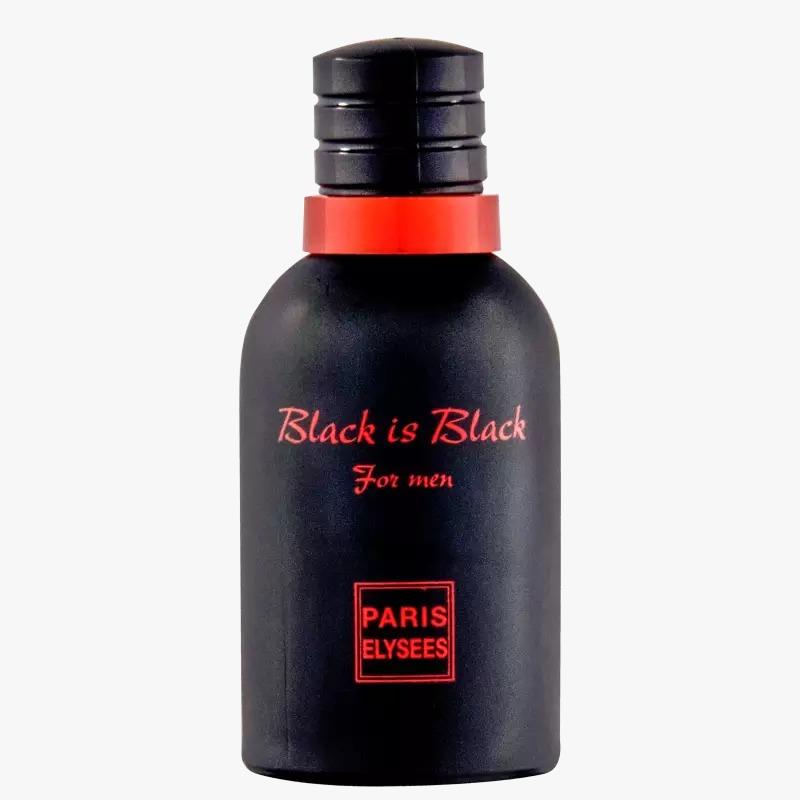 Black Is Black Paris Elysees Masculino Eau de Toilette 100ml