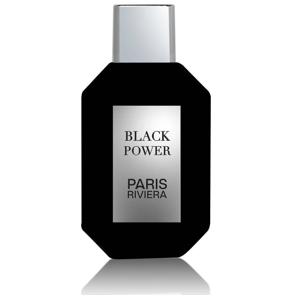 Black Power Paris Riviera Masculino Eau de Toilette 100ml