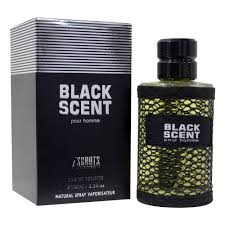Iscents Black Scent Masculino Eau De Toilette 100 ml