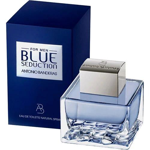 Blue Seduction Antonio Banderas Masculino Eau de Toilette