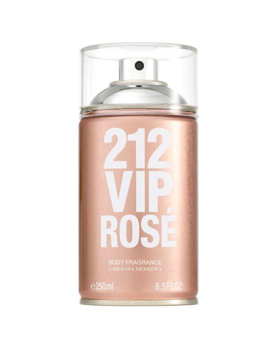 212 Vip Rosé Body Fragrance Carolina Herrera feminino 250ml