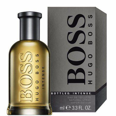 Bottled Intense Hugo Boss Masculino Eau de Parfum 100ml