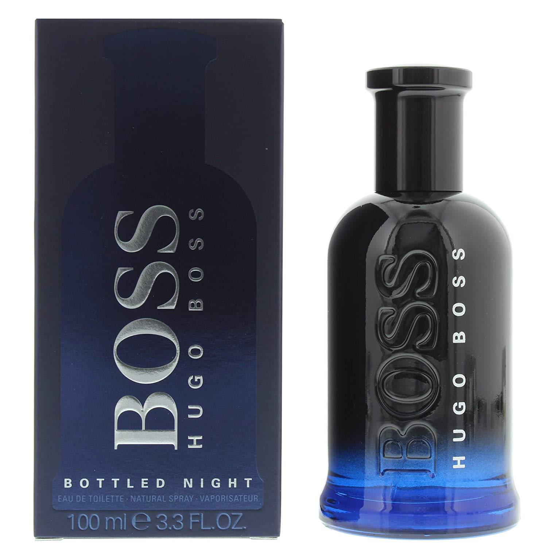 Bottled Night Hugo Boss Masculino Eau De Toilette 100 ml