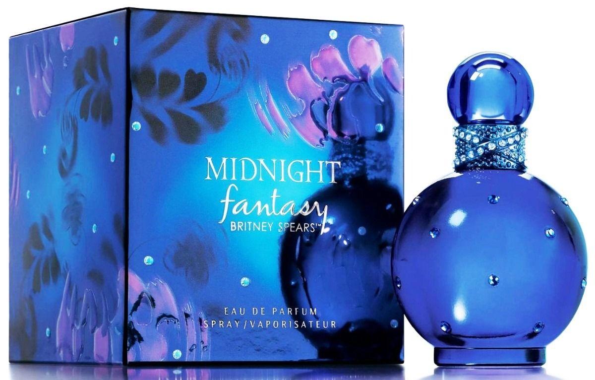 Midnight Fantasy Britney Spears Feminino Eau de Parfum