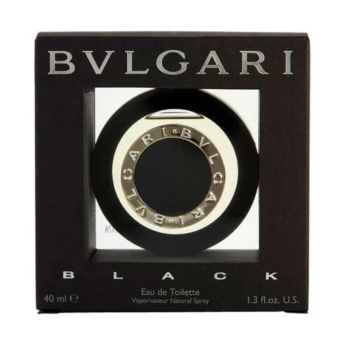Bvlgari Black Masculino Eau de Toilette 40ml