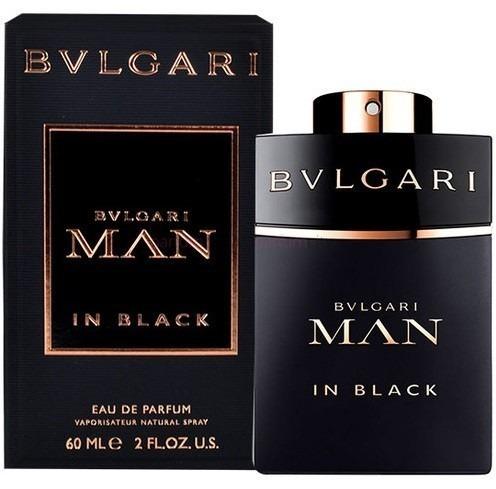BVLGARI Man in Black BVLGARI Masculino Eau de Parfum 60ml