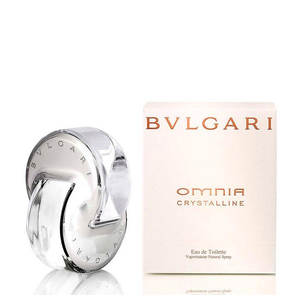 Omnia Crystalline Bvlgari Feminino Eau de Toilette 65ml