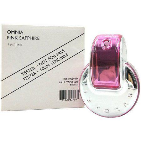 Bvlgari Pink Sapphire Feminino Eau de Toilette 65ml - Tester