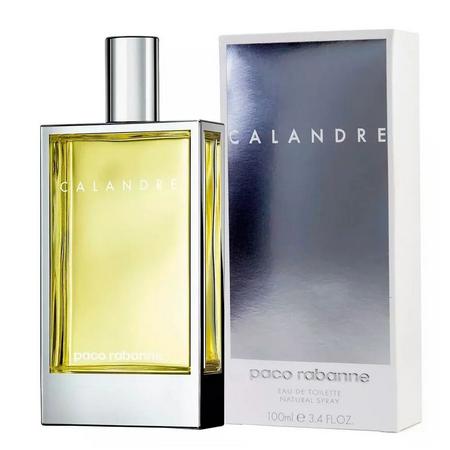 Calandre Paco Rabanne Eau de Toilette Feminino 100 ml
