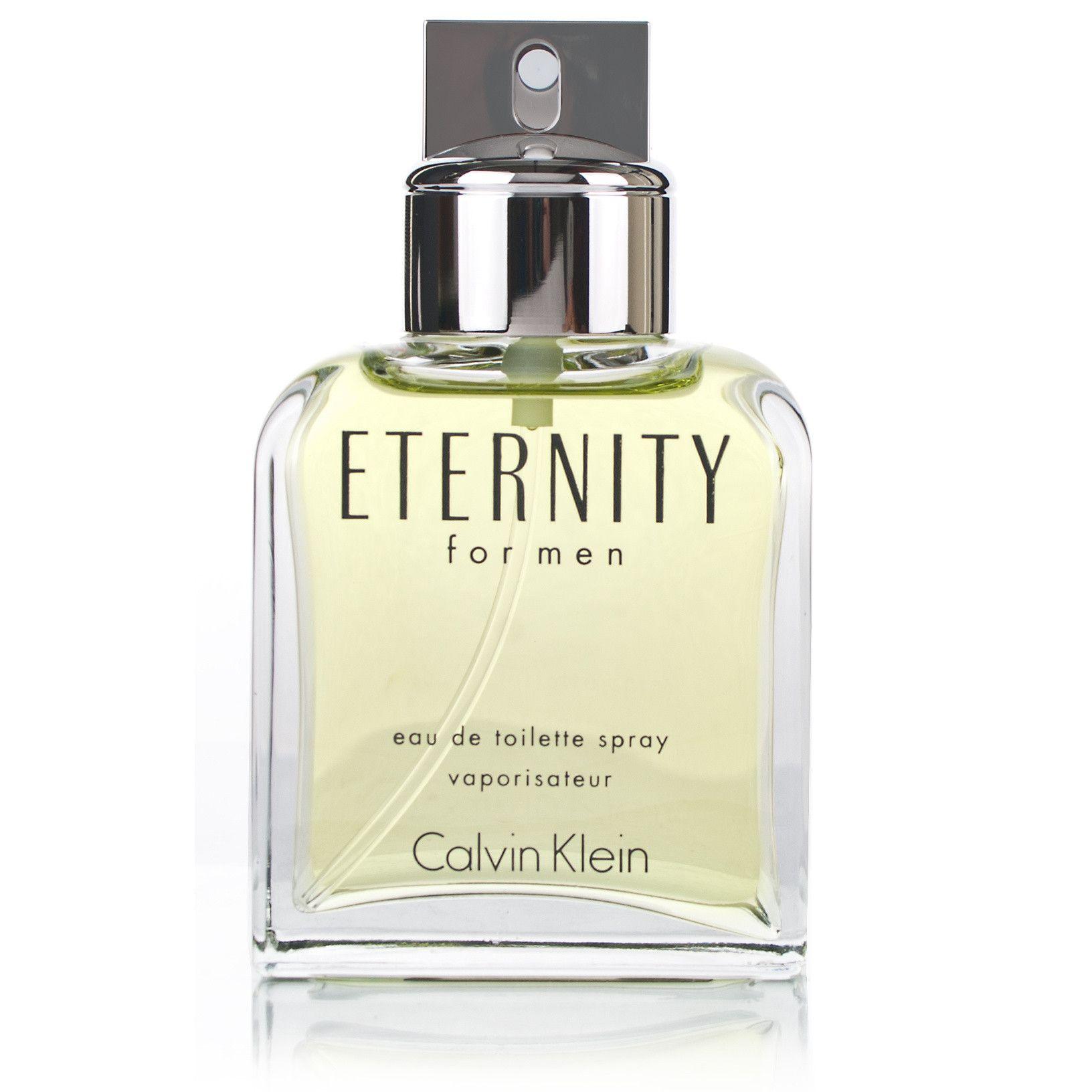 Eternity Calvin Klein Masculino Eau de Toilette