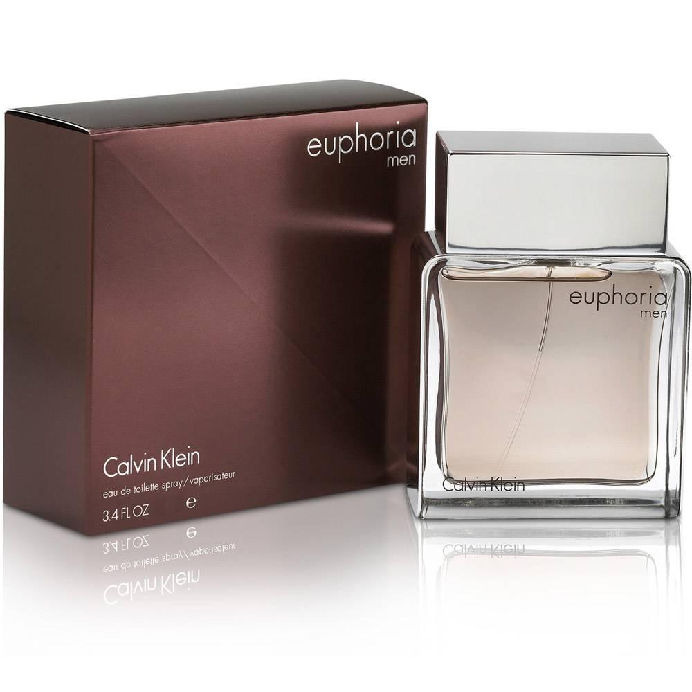 Euphoria Men  Calvin Klein Masculino Eau de Toilette