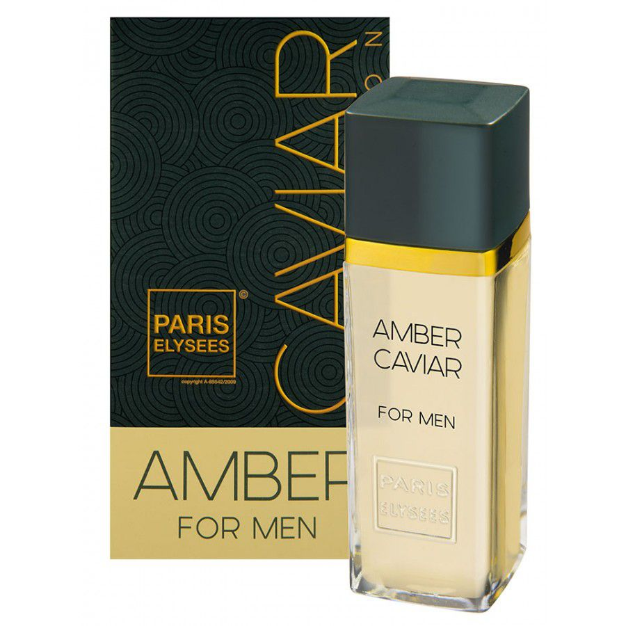 Caviar Amber Paris Elysees Masculino EDT 100ml